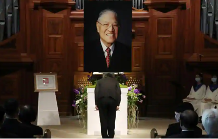 Krach pays his respect to the leader who enabled the Taiwanese to imagine an independent state free of foreign control.